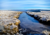 iced-puddle-at-pen-y-fan